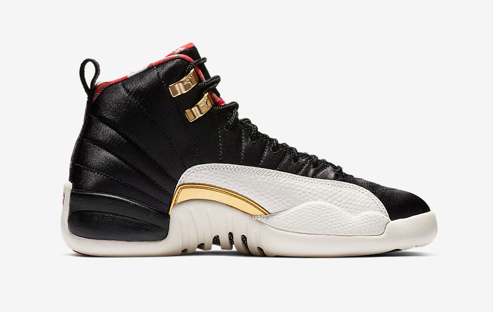"Air Jordan 12 ""Chinese New Year"" 2019"