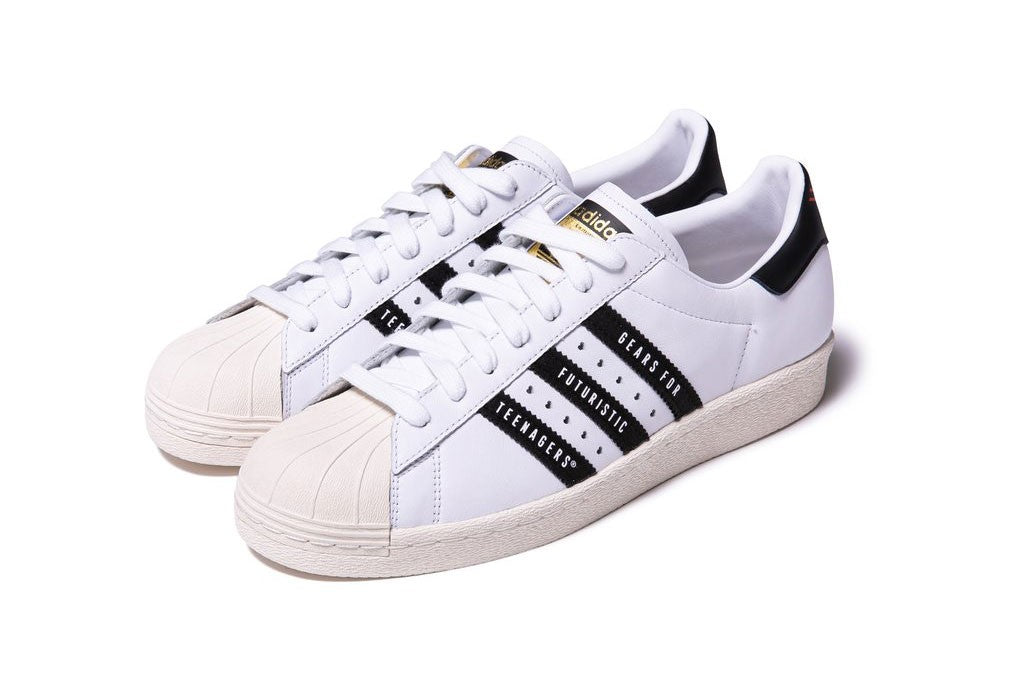 HUMAN MADE x adidas Originals Superstar 80s | Hype Vault Malaysia