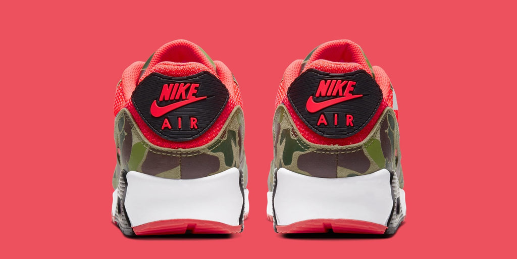 Air Max 90 'Infrared Duck Camo'