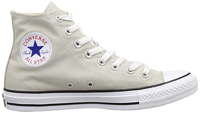 Converse Chuck Taylor All Star High Top Grey | Hype Vault Malaysia