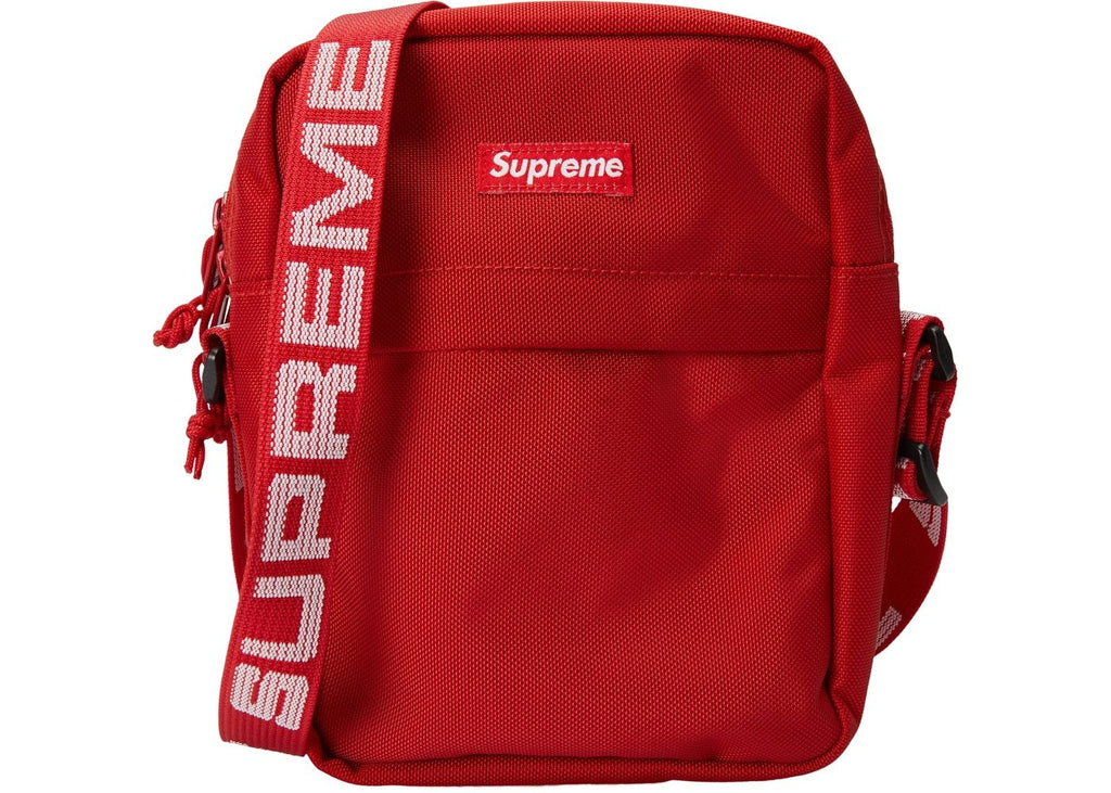 Supreme Shoulder Bag SS18 Red - Hype Vault Malaysia