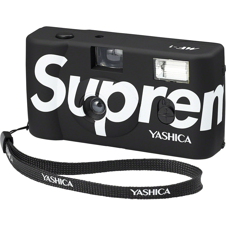 Supreme Yashica MF-1 Camera Black | Hype Vault Kuala Lumpur | Asia's Top Trusted High-End Sneakers and Streetwear Store | Authenticity Guaranteed