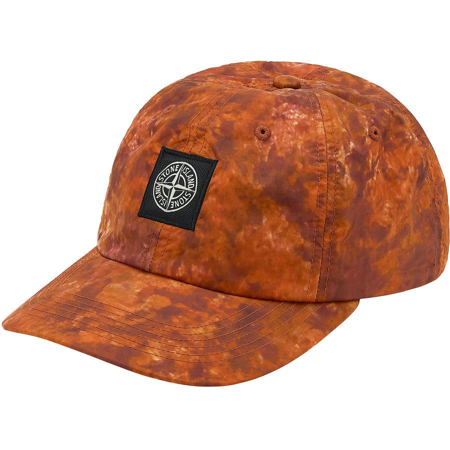 Supreme Stone Island Nylon 6-Panel Coral (FW20) | Hype Vault | Malaysia's Top Streetwear Store | Authenticity guaranteed