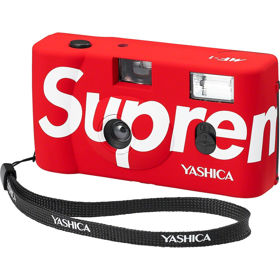 Supreme Yashica MF-1 Camera Red | Hype Vault Kuala Lumpur | Asia's Top Trusted High-End Sneakers and Streetwear Store | Authenticity Guaranteed