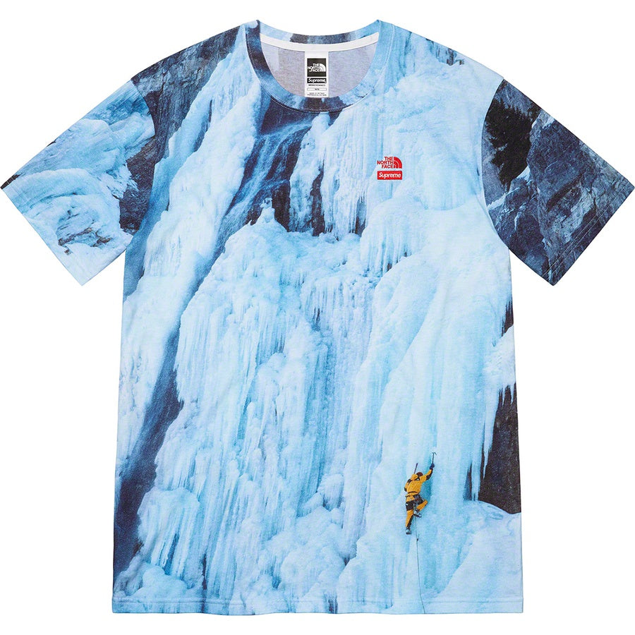 Supreme x The North Face Ice Climb Tee | Hype Vault Kuala Lumpur | Asia's Top Trusted High-End Sneakers and Streetwear Store | Authenticity Guaranteed