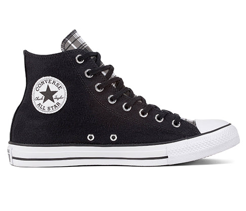 Converse Chuck Taylor All Star Plaid High Top | Hype Vault Malaysia