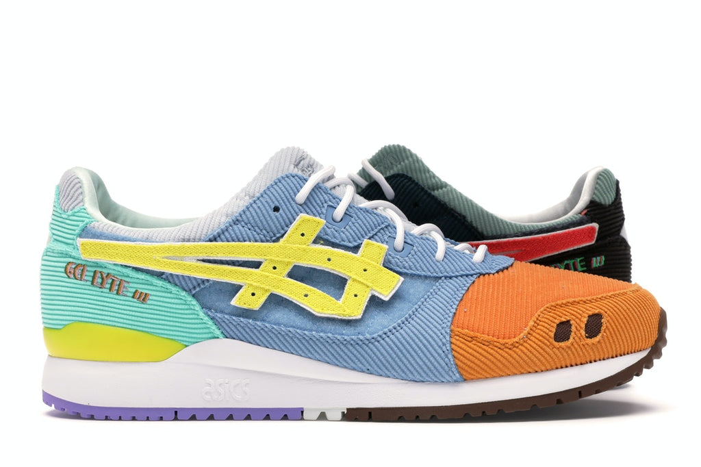 ASICS Gel-Lyte III Sean Wotherspoon x atmos | Hype Vault Malaysia