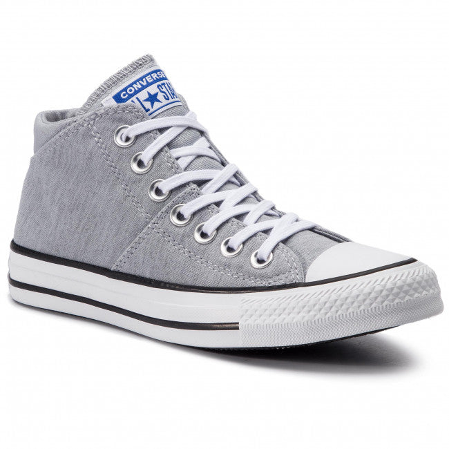 Converse Chuck Taylor All Star Madison Mid Wolf Grey | Hype Vault Malaysia