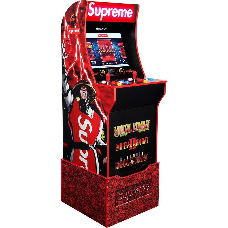 Supreme x Mortal Kombat by Arcade1UP FW20 | Hype Vault Malaysia