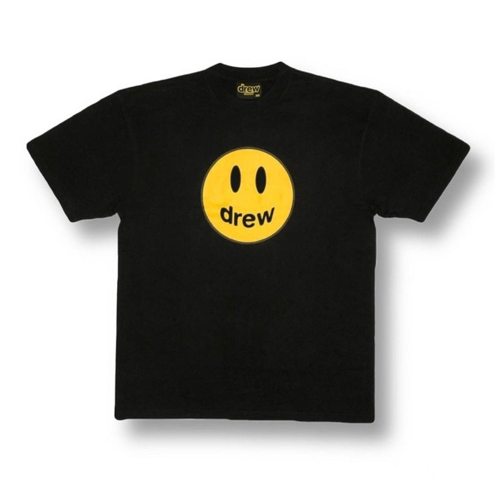 Drew House Mascot SS Tee Black - Hype Vault Malaysia