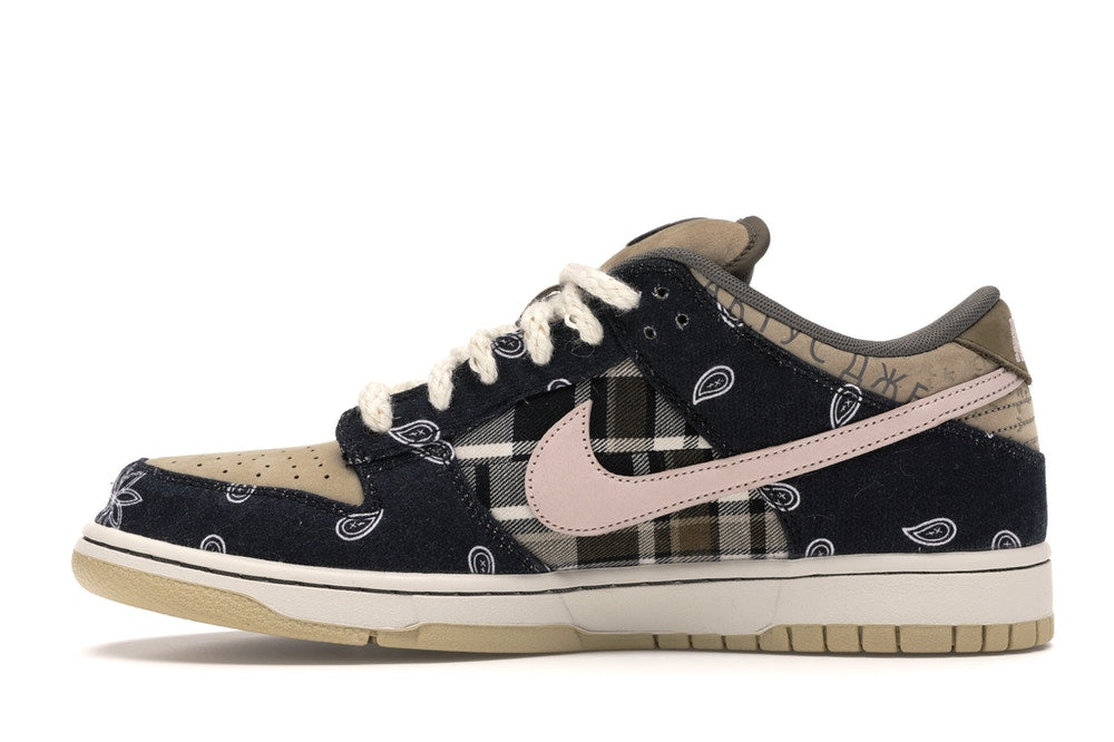 Travis Scott x Nike SB Dunk Low (Size UK 10) - Hype Vault Malaysia