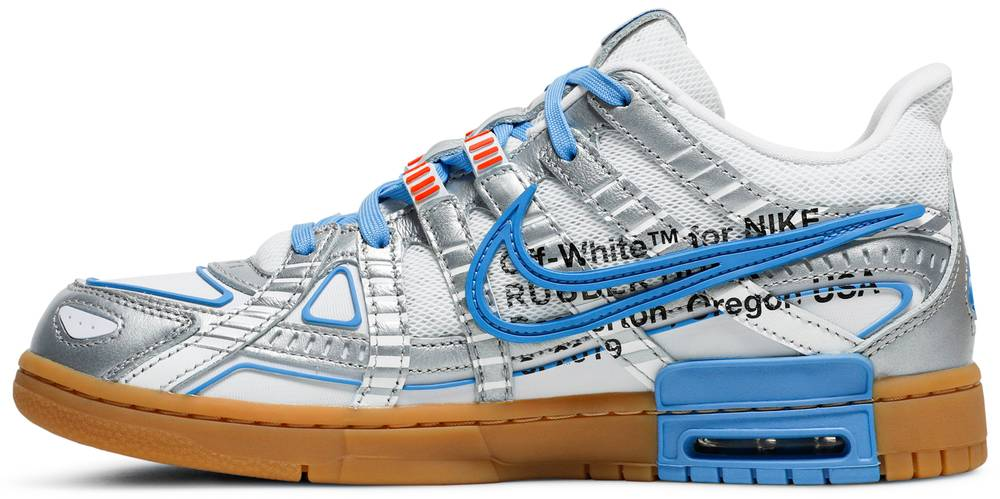 Off-White x Air Rubber Dunk UNC | Hype Vault Malaysia