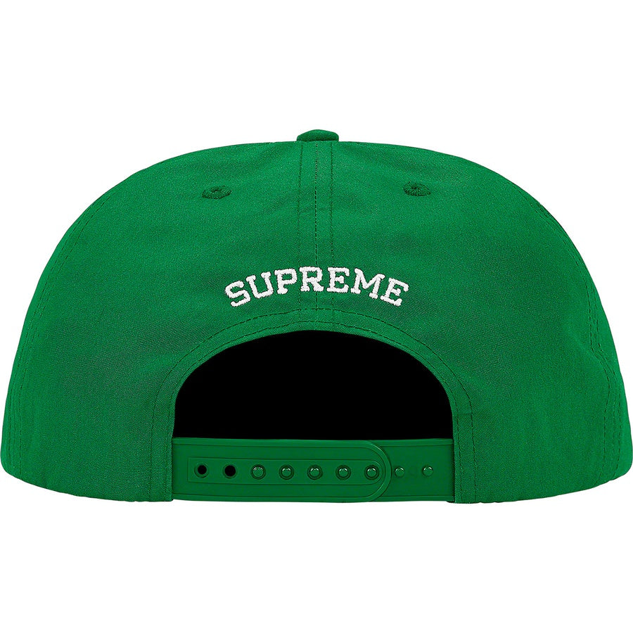 Supreme x KAWS Chalk Logo 5-Panel Green | Hype Vault Kuala Lumpur | Asia's Top Trusted High-End Sneakers and Streetwear Store | Authenticity Guaranteed