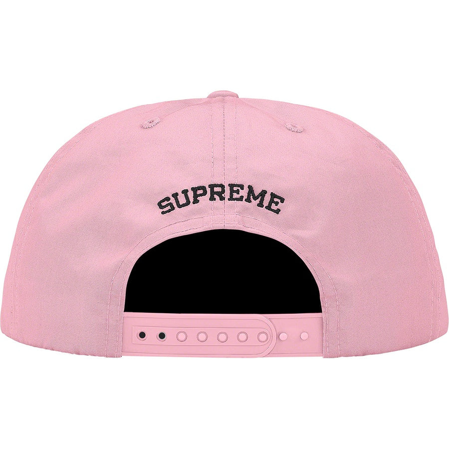 Supreme x KAWS Chalk Logo 5-Panel Pink | Hype Vault Kuala Lumpur | Asia's Top Trusted High-End Sneakers and Streetwear Store | Authenticity Guaranteed