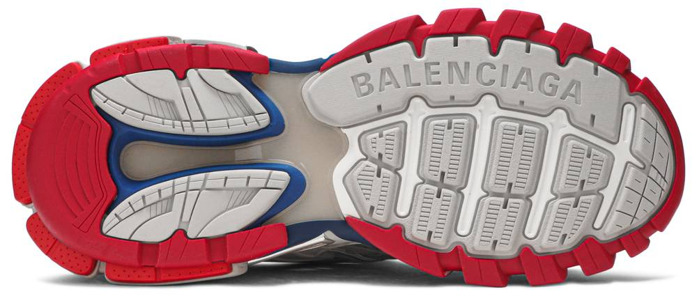 Balenciaga Track 2 Beige Blue Red | Hype Vault Malaysia