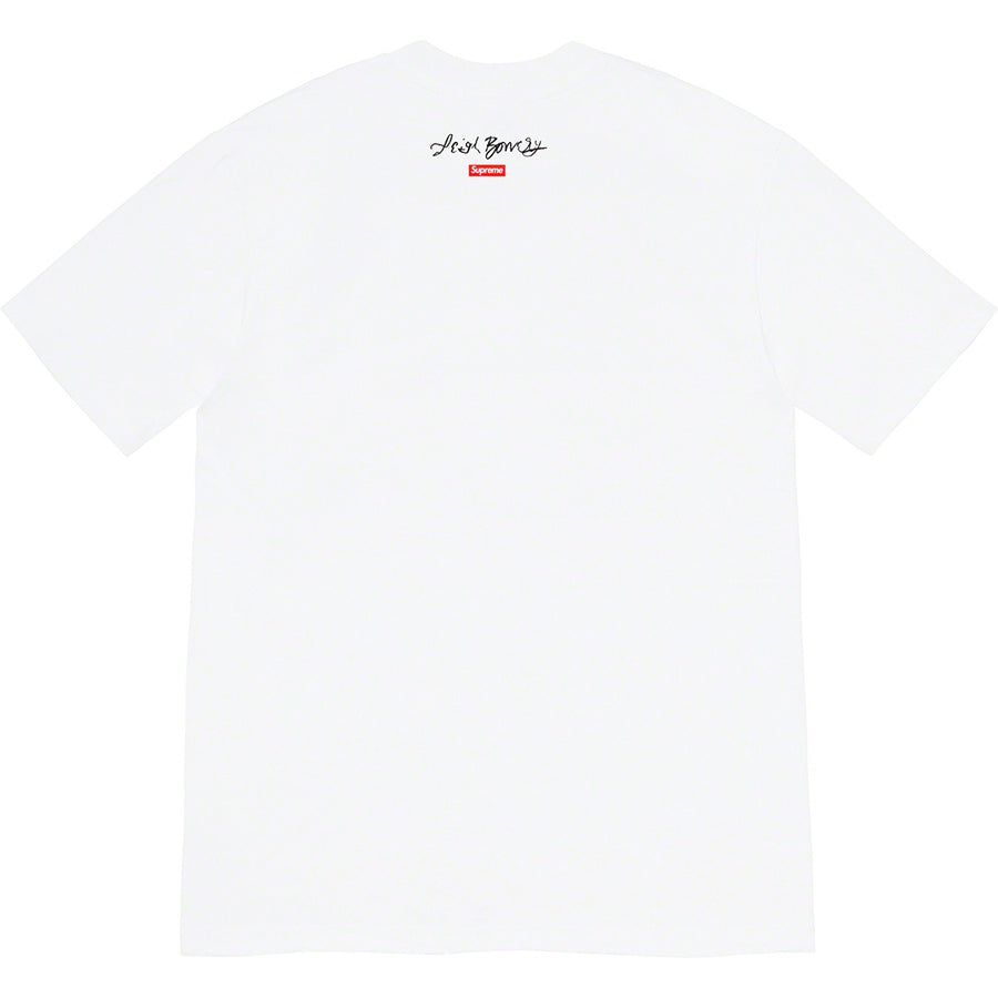 Supreme Leigh Bowery Tee White (Size L) - Hype Vault