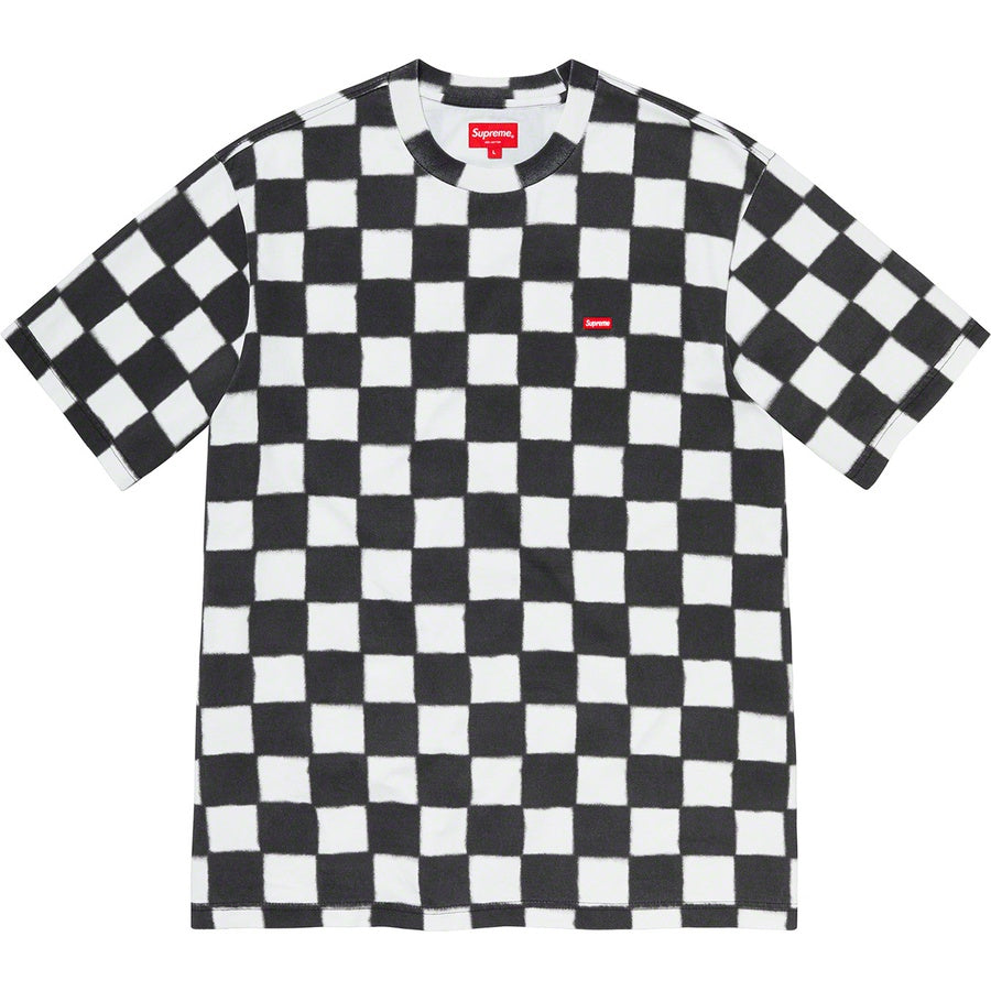 Supreme Small Box Tee Checker | Hype Vault Malaysia