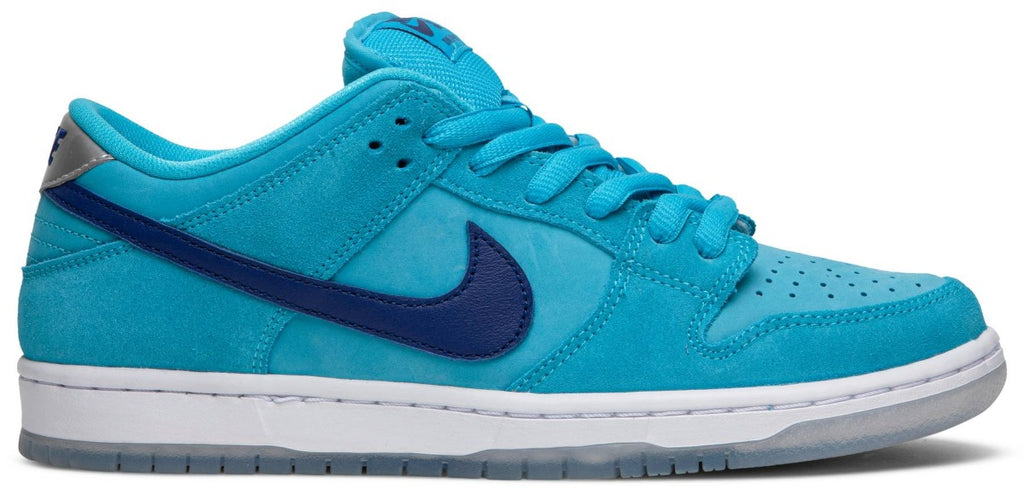 Nike SB Dunk Low Blue Fury (Size UK 8) - Hype Vault Malaysia