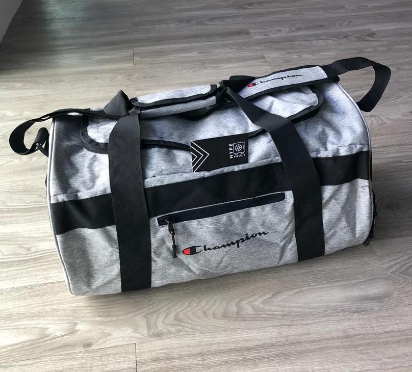 Champion Duffle Bag (Limited Edition) - Hype Vault Malaysia