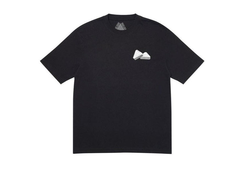 Palace Tri-Gaine T-Shirt Black - Hype Vault Malaysia