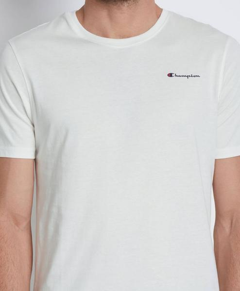 Champion Small Script Logo T-Shirt - Hype Vault Malaysia