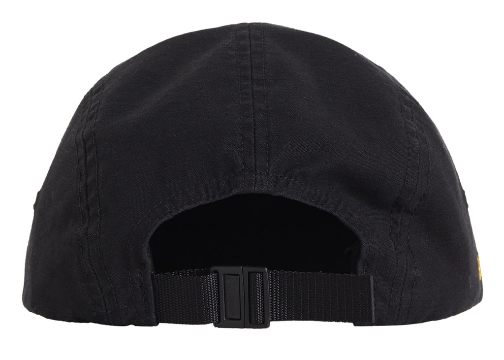 Supreme SS20 Military Camp Cap Black - Hype Vault Malaysia