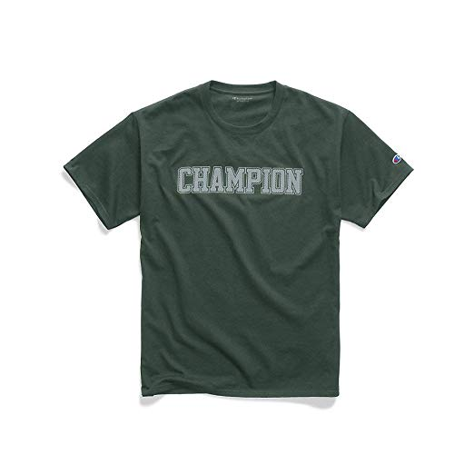 Champion Big Logo Graphic Tee (Size S) - Hype Vault Malaysia