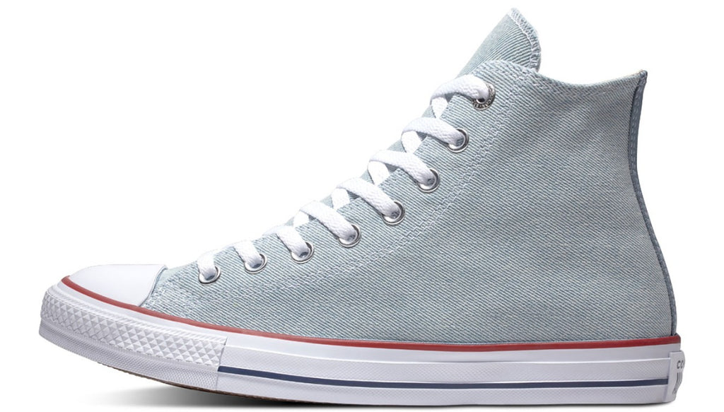 Converse Chuck Taylor All Star Denim High Top Turquoise | Hype Vault Malaysia