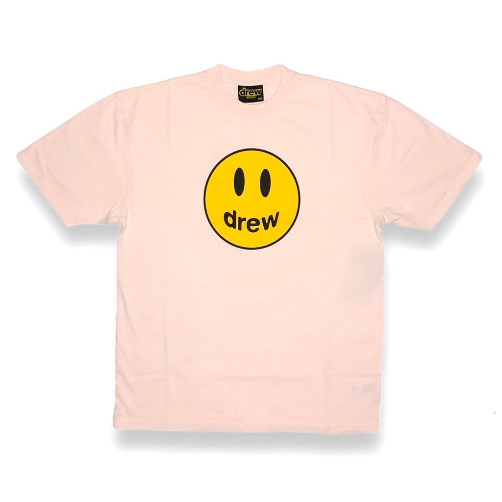 Drew House Mascot SS Tee Pale Pink - Hype Vault Malaysia