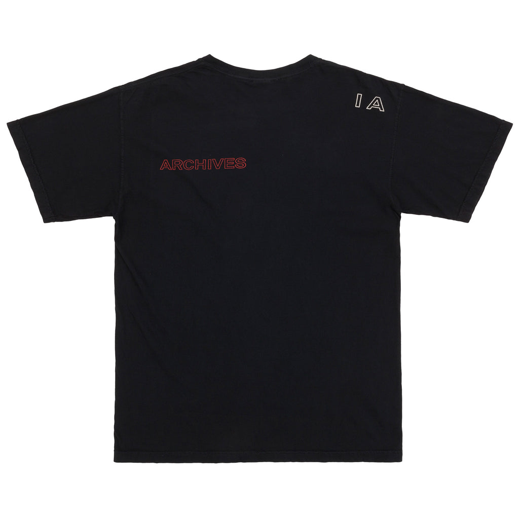 Infinite Archives T-Shirt Black | Hype Vault Malaysia