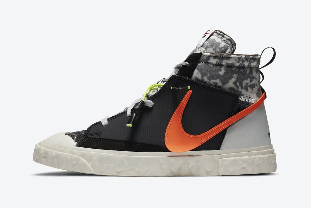 READYMADE x Nike Blazer Mid Black | Hype Vault Malaysia | Sneakers and streetwear