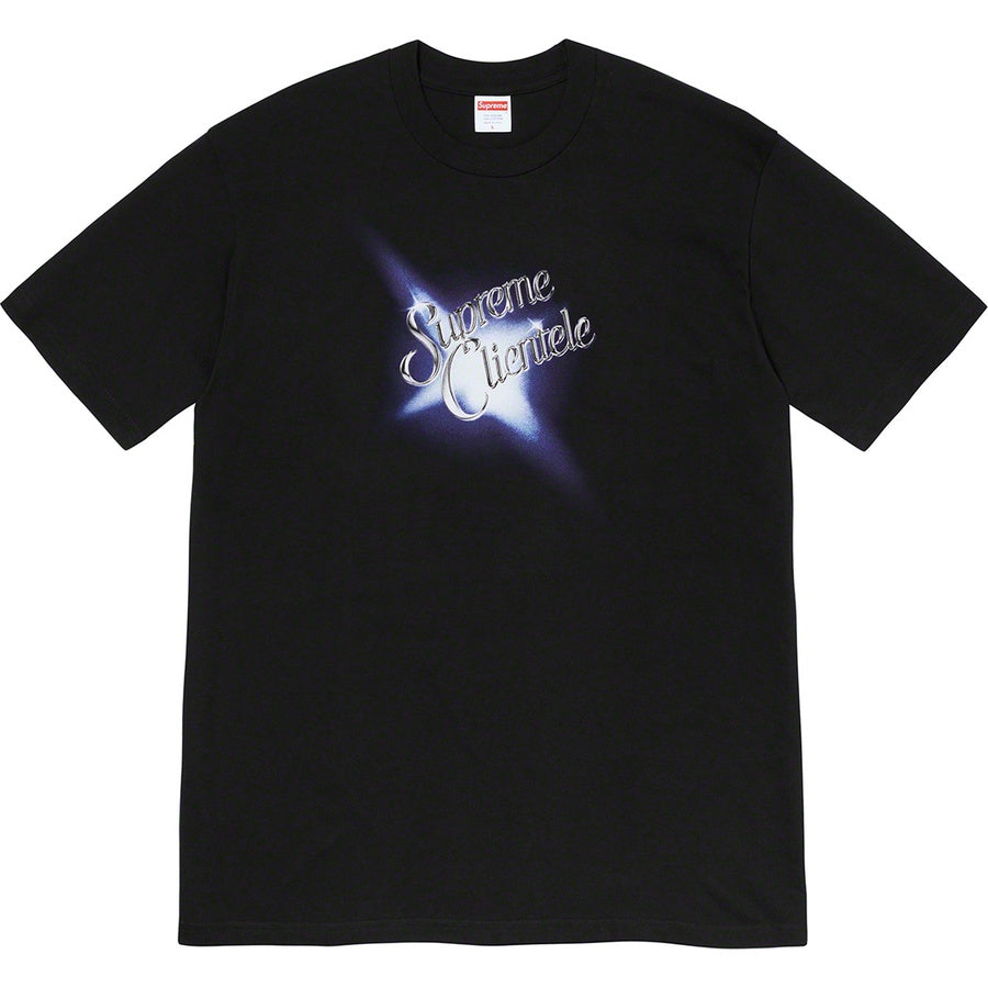 Supreme Clientele Tee Black | Hype Vault Malaysia