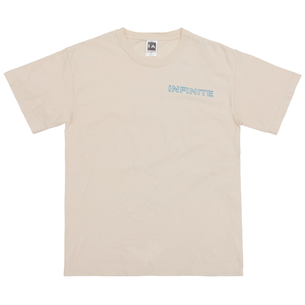 Infinite Archives T-Shirt Cream | Hype Vault Malaysia