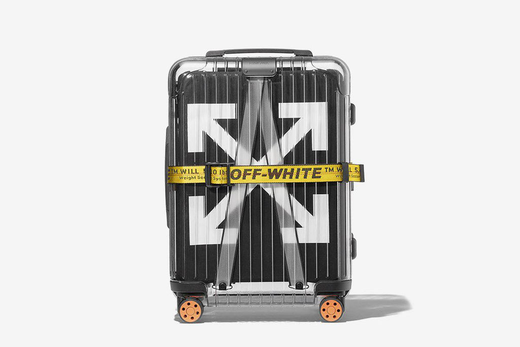 Off-White Rimowa Black