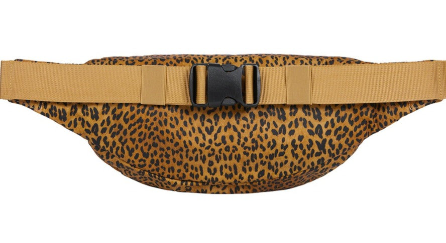 Supreme Barbour Waist Bag Leopard (SS20) - Hype Vault Malaysia