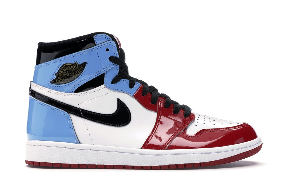 Jordan 1 Retro High Fearless UNC Chicago - Hype Vault Malaysia
