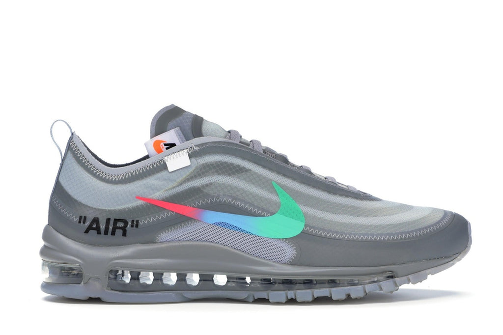 Off-White x Nike Air Max 97 'Menta' (Size US10) - Hype Vault Malaysia