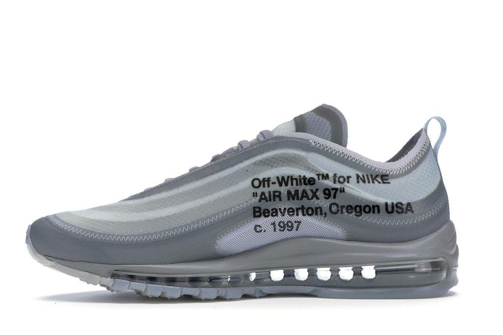 Off-White x Nike Air Max 97 'Menta'