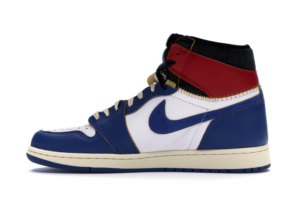 Union LA x Air Jordan 1 Exclusive Blue Toe - Hype Vault Malaysia