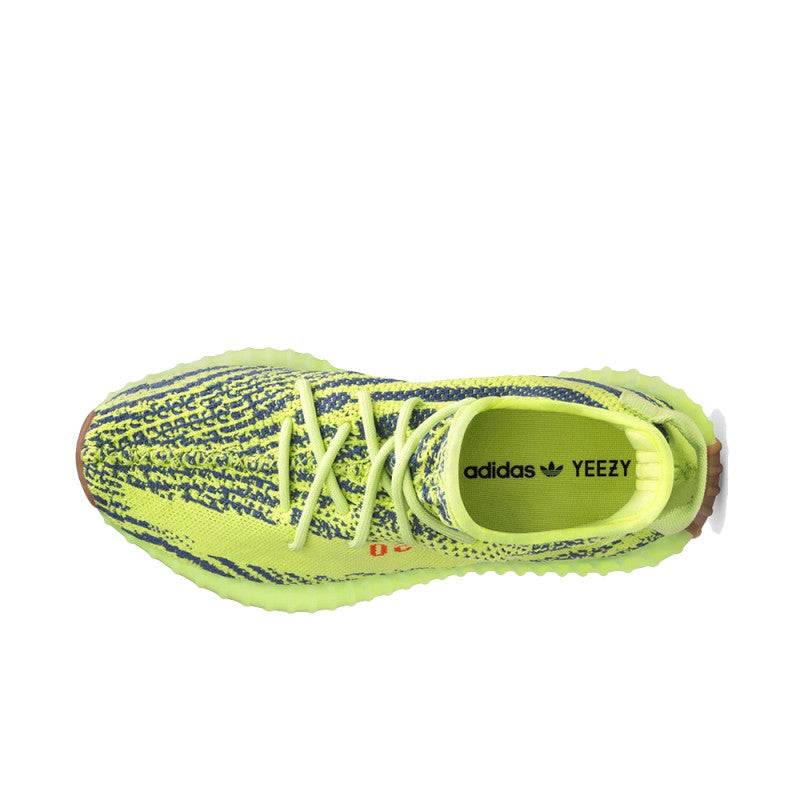 new style e72dc b0849 Adidas Yeezy Boost 350 V2 Semi Frozen Yellow