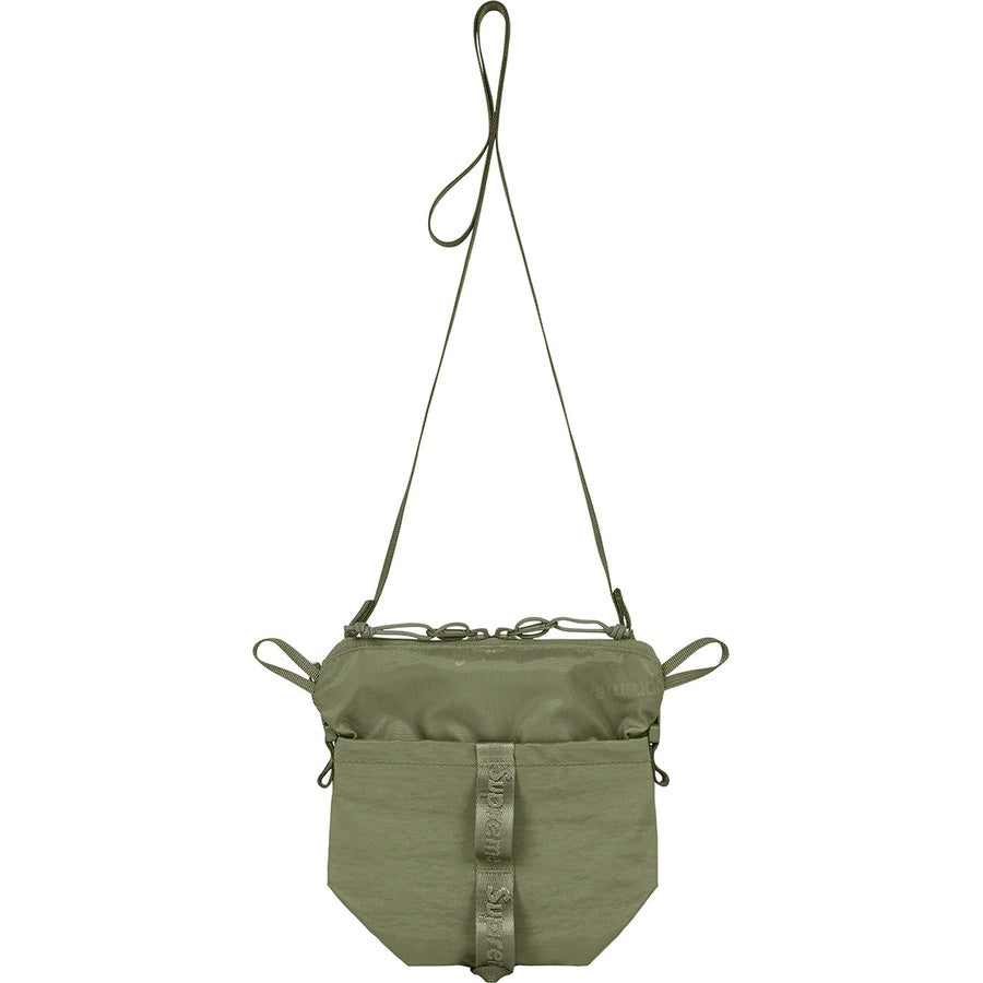 Supreme Neck Pouch Olive FW20 | Hype Vault Malaysia