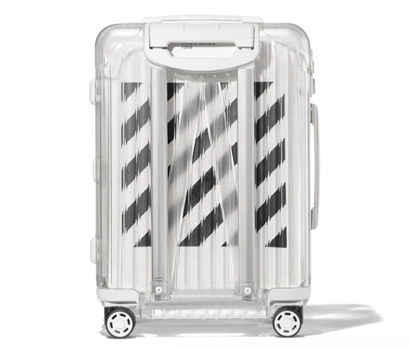 Off-White Rimowa White