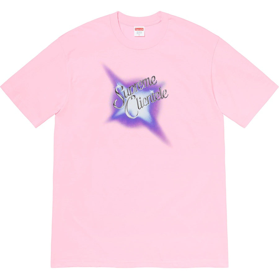 Supreme Clientele Tee Pink | Hype Vault Malaysia