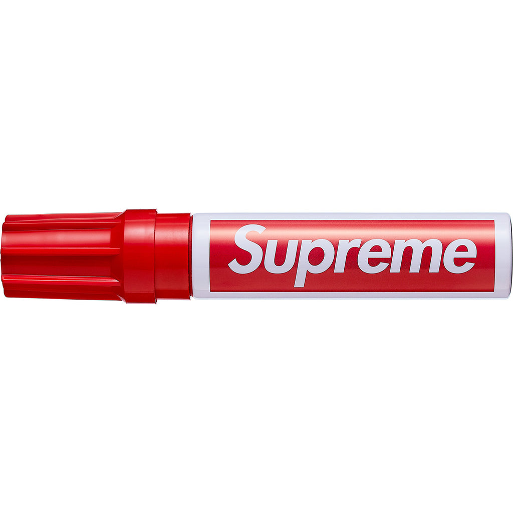 Supreme Pilot Marker Red | Hype Vault Malaysia