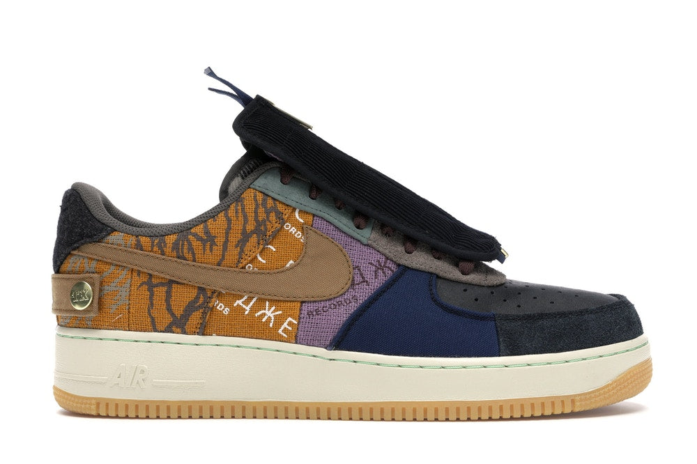 Travis Scott x Air Force 1 Low 'Cactus Jack' - Hype Vault Malaysia