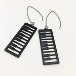 Earrings Piano