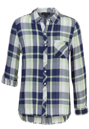 Sale Plaid Tribal 2899O Shirt - The Coach Pyramids
