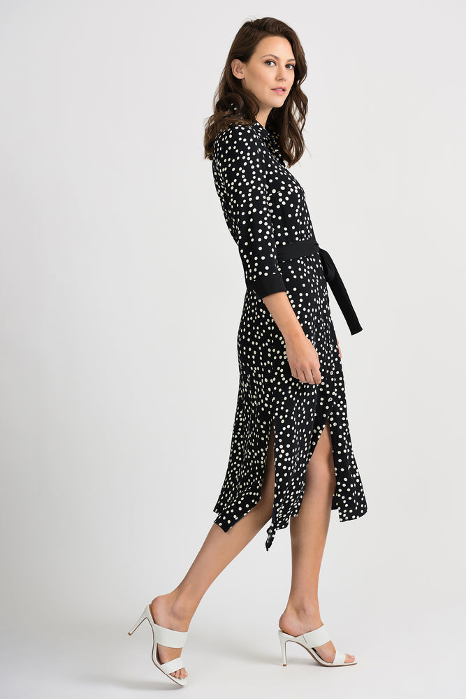 Joseph Ribkoff Dress - 201387 - The Coach Pyramids