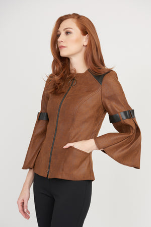 Joseph Ribkoff Fall 2020 Jacket 203648 - The Coach Pyramids
