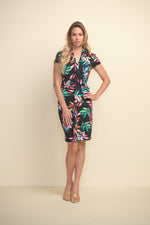 Joseph Ribkoff Spring 2021 - Dress (211349) - The Coach Pyramids
